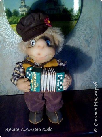 Знакомьтесь, Микуша -гармонист. очень веселый, озорной и очень даже симпатичный парень... фото 1