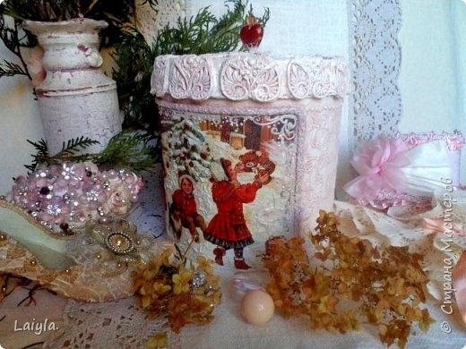 Здравствуйте ,уважаемые мастера !Начала подготовку к Новому году с упаковок для подарков своим родным и близким.  фото 24