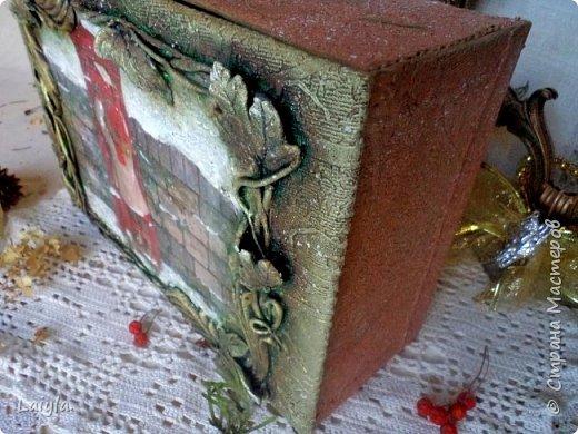Здравствуйте ,уважаемые мастера !Начала подготовку к Новому году с упаковок для подарков своим родным и близким.  фото 18