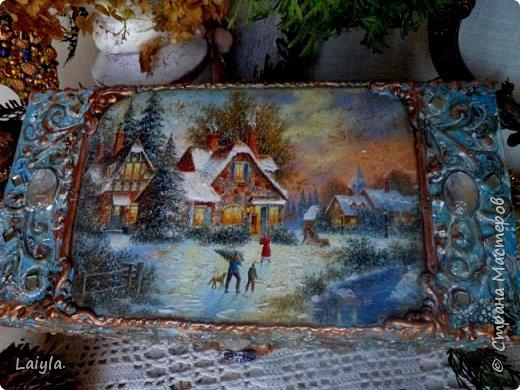 Здравствуйте ,уважаемые мастера !Начала подготовку к Новому году с упаковок для подарков своим родным и близким.  фото 35