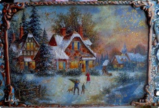 Здравствуйте ,уважаемые мастера !Начала подготовку к Новому году с упаковок для подарков своим родным и близким.  фото 38
