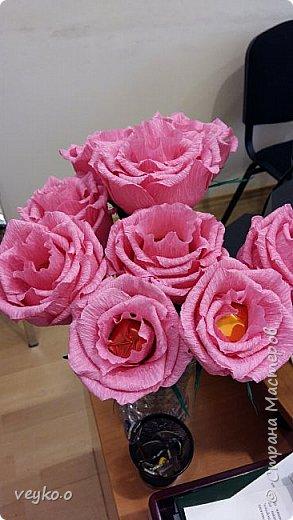 Розовые розы! фото 9