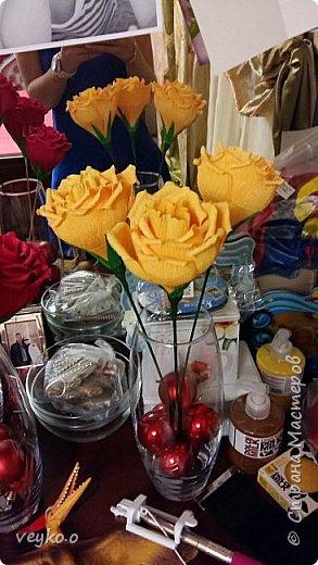 Розовые розы! фото 3