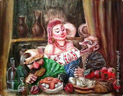 34 на 26 , картинка из инета  художника Иванова (если не ошибаюсь)