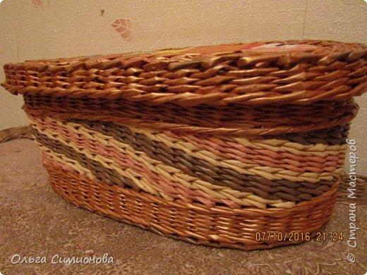 Послойное плетение веревочкой, по МК Натальи Сорокиной фото 3
