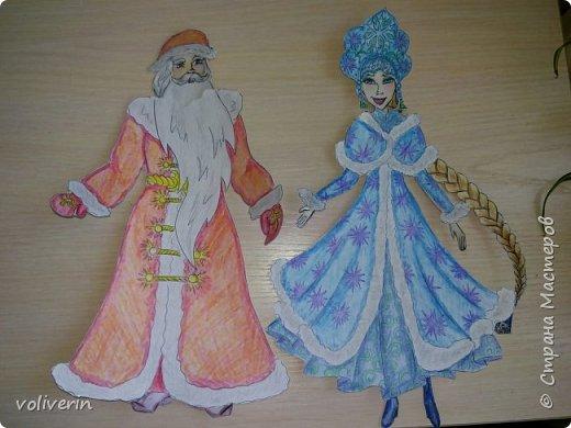 Две куклы к новому году фото 4