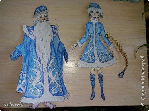 Две куклы к новому году фото 7