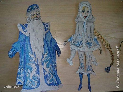 Две куклы к новому году фото 8