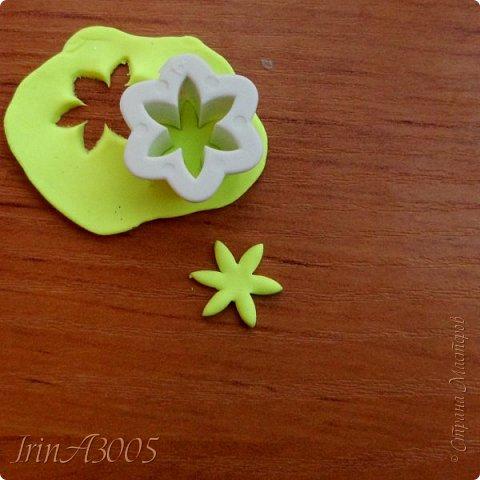 «Ёлочная игрушка – цветочный шар» фото 13