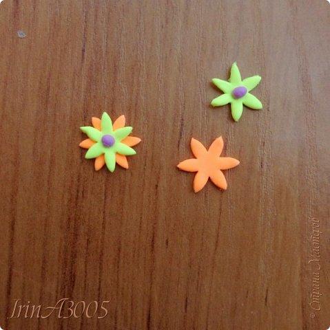 «Ёлочная игрушка – цветочный шар» фото 14