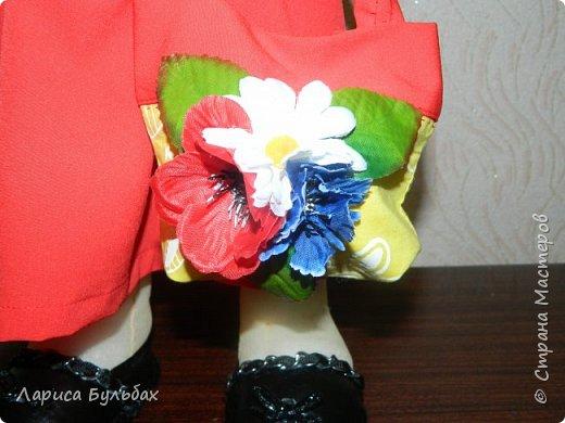 """Хочу представить свою  новую куколку - женщину в стиле """"Солохи"""" фото 2"""