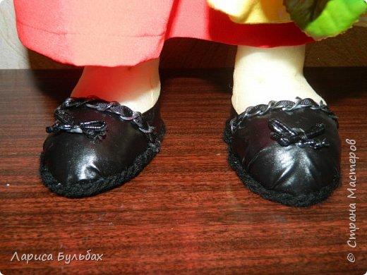 """Хочу представить свою  новую куколку - женщину в стиле """"Солохи"""" фото 3"""
