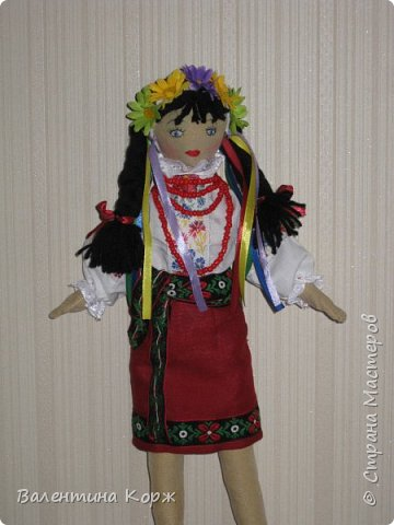 Эта куколка Оксанка  уехала в Польшу фото 2