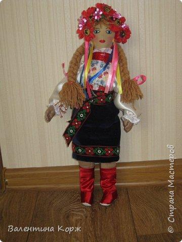 Эта куколка Оксанка  уехала в Польшу фото 3