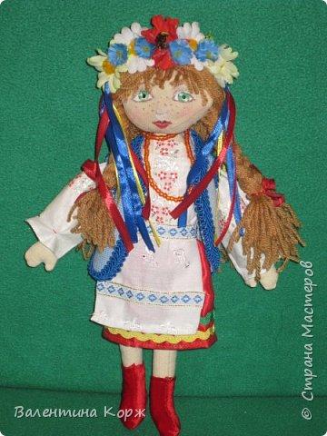 Эта куколка Оксанка  уехала в Польшу фото 4
