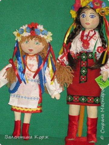 Эта куколка Оксанка  уехала в Польшу фото 6