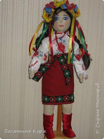 Эта куколка Оксанка  уехала в Польшу фото 1