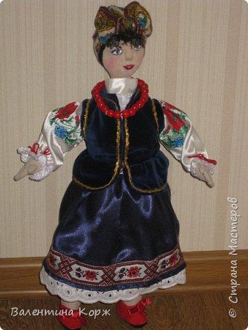 Эта куколка Оксанка  уехала в Польшу фото 8