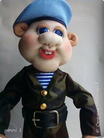 Кукла бар Десантник. фото 2