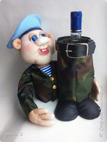 Кукла бар Десантник. фото 3