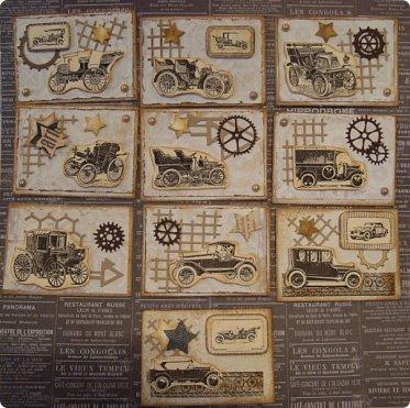 Вот и я к вам со своими карточками АТС!!! Выбирают только участники совместника http://stranamasterov.ru/node/1055187?page=1&c=favorite  Все вместе! фото 1