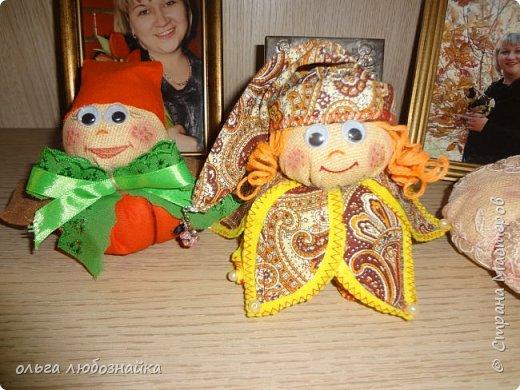 Добрый вечер! Я опять к вас с мини куколкой. Хоть она и мини, но делать ее долго. И опять я ее делала по МК Людмилы Котовойhttp://stranamasterov.ru/node/828880 Смотрим дальше. фото 6
