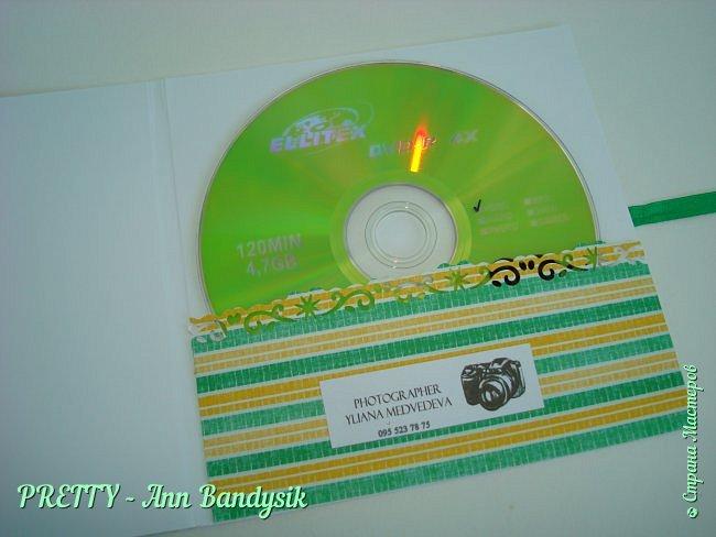 конверты для дисков для фотографа фото 15