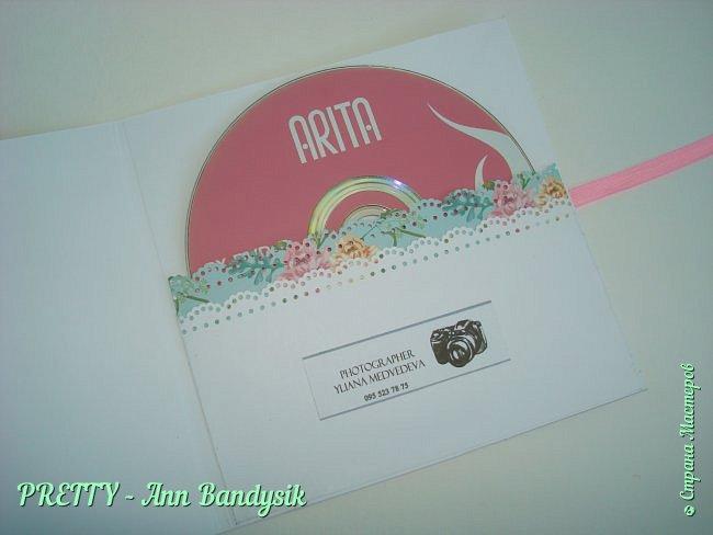 конверты для дисков для фотографа фото 16