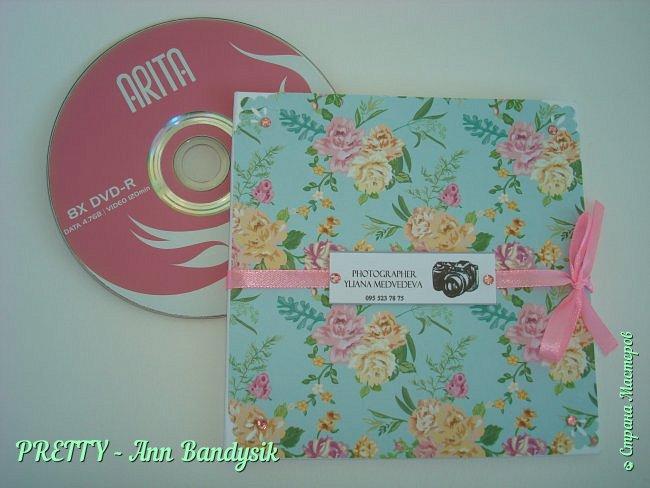 конверты для дисков для фотографа фото 17
