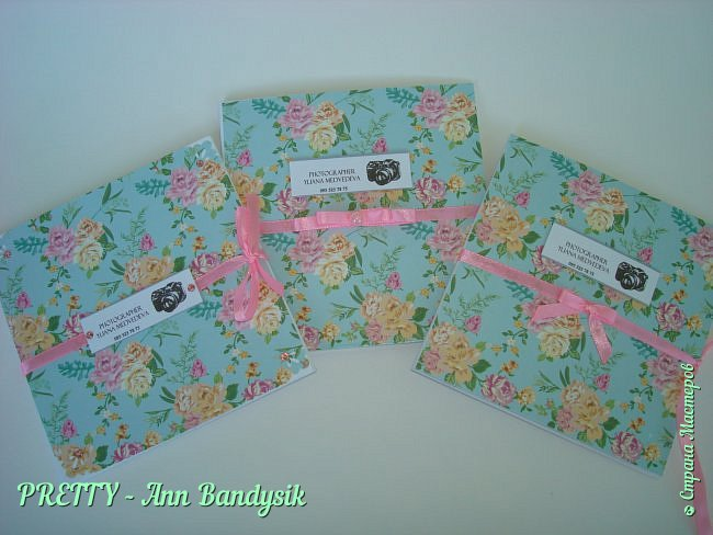 конверты для дисков для фотографа фото 13