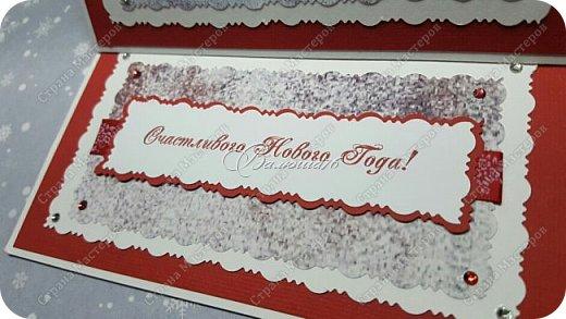коробочка. Очень понравились открытки мастерицы Ольги  Краевой.  http://stranamasterov.ru/node/474252?c=favorite фото 11