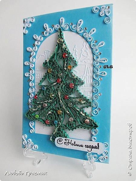 Новогодние открыточки фото 9