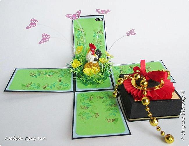 Китайские фонарики и другие волшебные коробочки фото 4