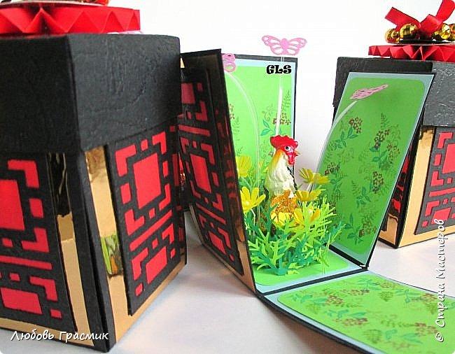 Китайские фонарики и другие волшебные коробочки фото 6