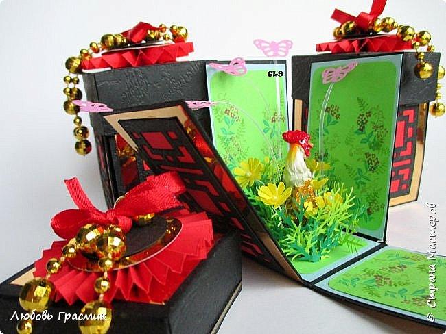 Китайские фонарики и другие волшебные коробочки фото 7