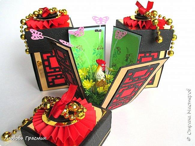 Китайские фонарики и другие волшебные коробочки фото 9