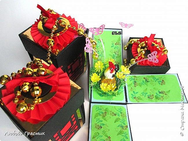 Китайские фонарики и другие волшебные коробочки фото 8
