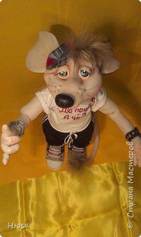 """Здравствуйте!!! Каркасные куклы в технике """" Скульптурный текстиль"""". Материал :капрон синтепон. Все части тела подвижны, могут сидеть, стоять и """"танцевать... Высота: 40 см. Если возникнут какие-либо вопросы с удовольствием отвечу.  фото 2"""