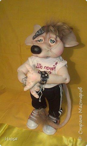 """Здравствуйте!!! Каркасные куклы в технике """" Скульптурный текстиль"""". Материал :капрон синтепон. Все части тела подвижны, могут сидеть, стоять и """"танцевать... Высота: 40 см. Если возникнут какие-либо вопросы с удовольствием отвечу.  фото 7"""