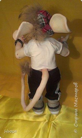 """Здравствуйте!!! Каркасные куклы в технике """" Скульптурный текстиль"""". Материал :капрон синтепон. Все части тела подвижны, могут сидеть, стоять и """"танцевать... Высота: 40 см. Если возникнут какие-либо вопросы с удовольствием отвечу.  фото 8"""