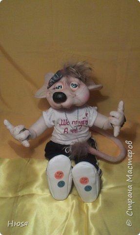 """Здравствуйте!!! Каркасные куклы в технике """" Скульптурный текстиль"""". Материал :капрон синтепон. Все части тела подвижны, могут сидеть, стоять и """"танцевать... Высота: 40 см. Если возникнут какие-либо вопросы с удовольствием отвечу.  фото 10"""