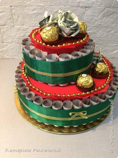 Всем доброго дня! Я сегодня к вам вот с таким тортиком для именинницы рождённой под знаком зодиака ♏️ фото 3