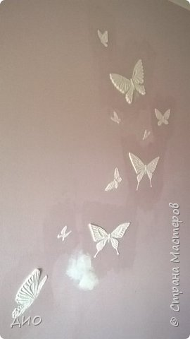 Роспись стены в детской комнате. Стена 4.5Х2.3 метра. Снято на мобильный, так что прошу прощения за качество фото. фото 7