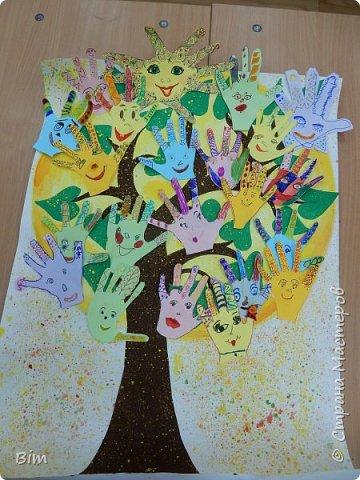 Дерево дружбы фото 1