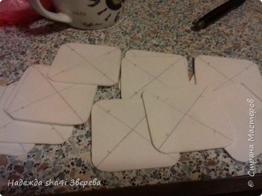 Дощечки для ткачества (может кому пригодится, как я их сделала для себя) Здесь на фото не пронумерованные готовые дощечки. не нумеровала специально, т.к. знаю, что мастера применяют разное направление нумерации отверстий. фото 5