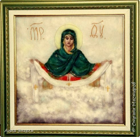 Одна из первых работ Марины, которую я просто забыть не могу)) фото 3