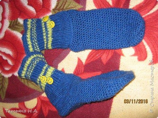Носочки для мамы) фото 2