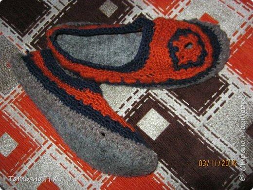Носочки для мамы) фото 6