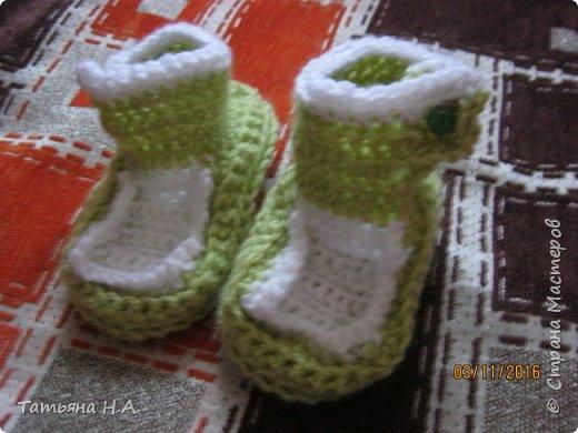 Носочки для мамы) фото 4