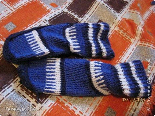 Носочки для мамы) фото 3